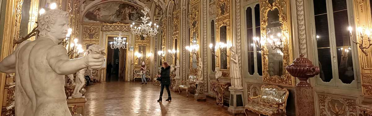 Galleria Doria Pamphilj in Rome